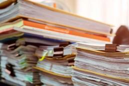 Papiercaos – digitale Akte