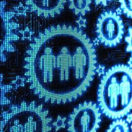 Digitale P2P-Prozesse